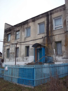 Молельный дом во имя св. блгв. кн. Александра Невского