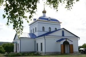 Храм в честь Архангела Михаила с. Донгуз